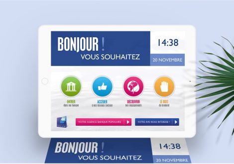 Banque Populaire : Application Mobile