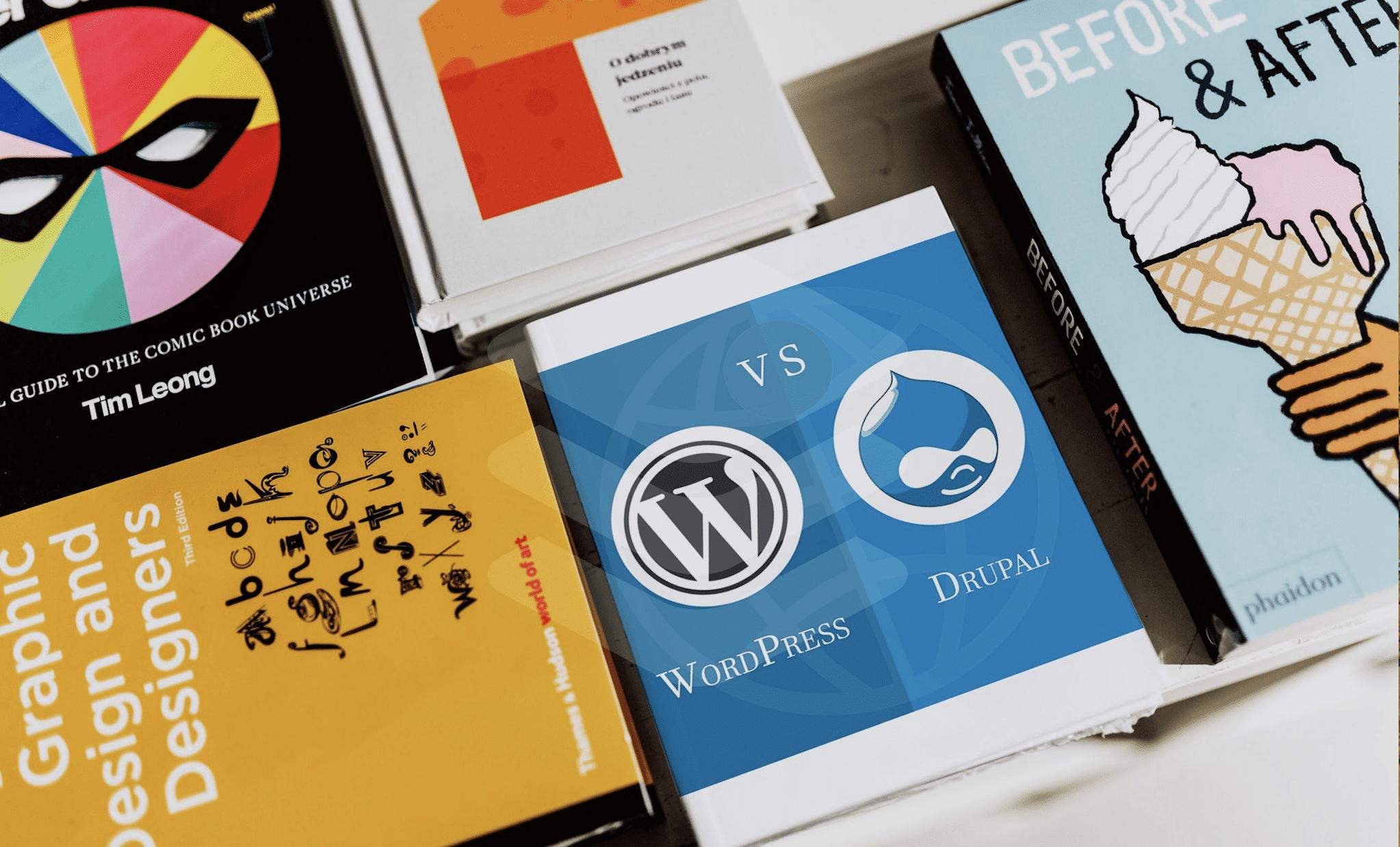 Drupal VS WordPress, le match !